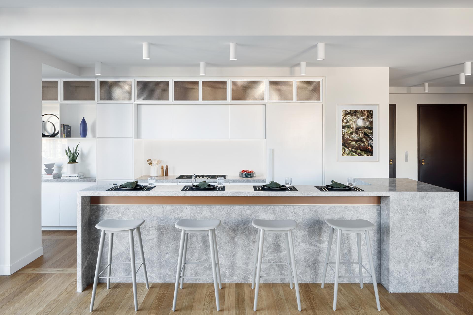 30 Warren Luxury Kitchen